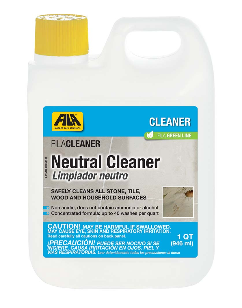 Ceramic tile cleaner products